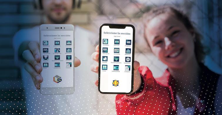 Los liceos N° 3 y N° 5 de Salto desarrollaron su propia App