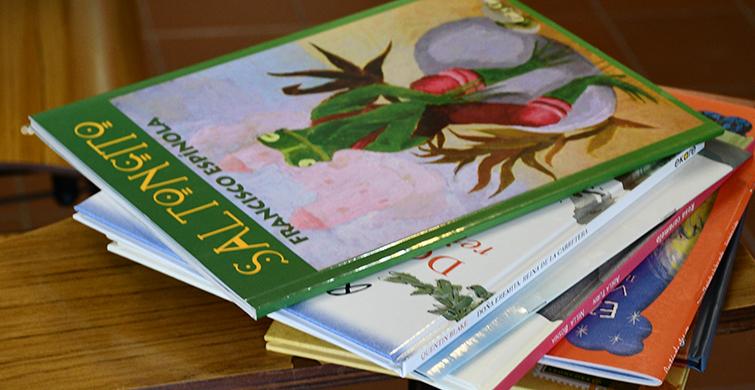 """""""Cuentos para volver a clase"""": lectura de estudiantes para estudiantes"""