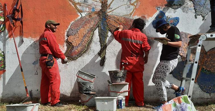 Proyecto Mariposas promueve desarrollo artístico e inclusión social en contextos vulnerables