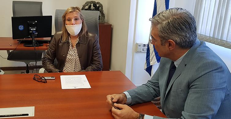 Asumió su cargo la nueva directora sectorial de Gestión Humana del CODICEN