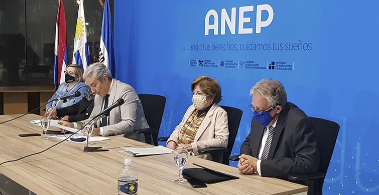 ANEP oficializó fechas de finalización de cursos y criterios de evaluación para 2020
