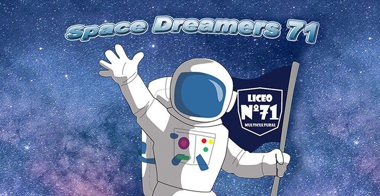 El Liceo Nº 71 sueña con llegar a la NASA
