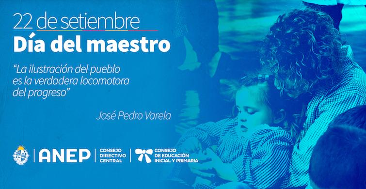 Banner Día del Maestro
