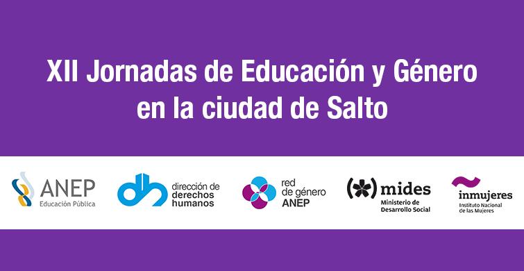 XII Jornadas de Educación y Género en la ciudad de Salto