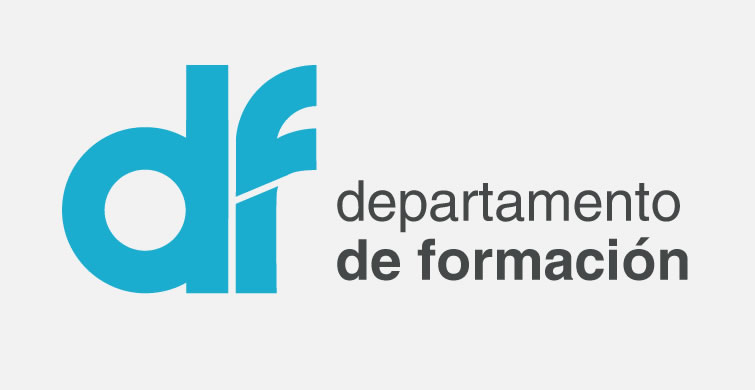Logo Departamento de Formación