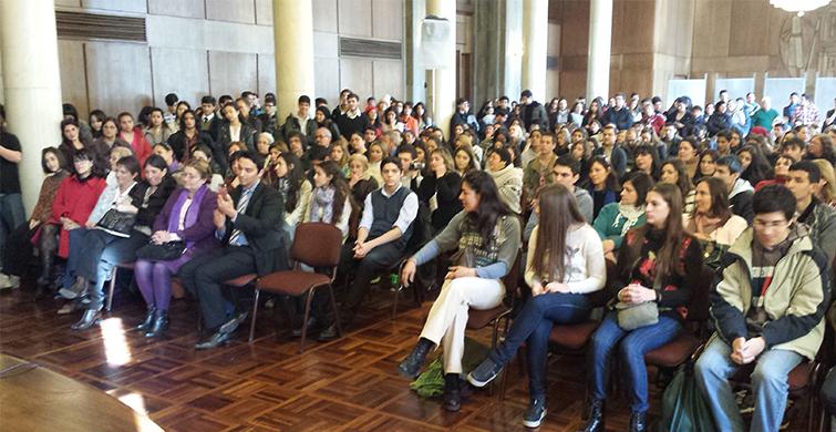 331 alumnos de la ANEP fueron certificados internacionalmente en Inglés y Francés