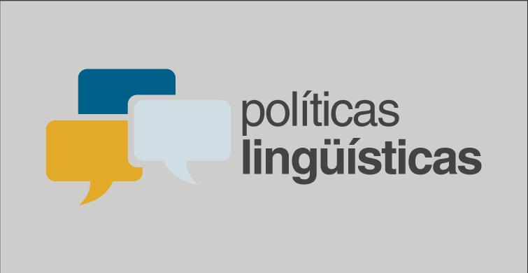 Logo Políticas Lingüísticas
