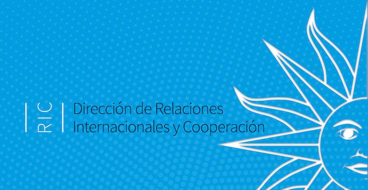 Logo de la Dirección de Relaciones Internacional y Comunicación