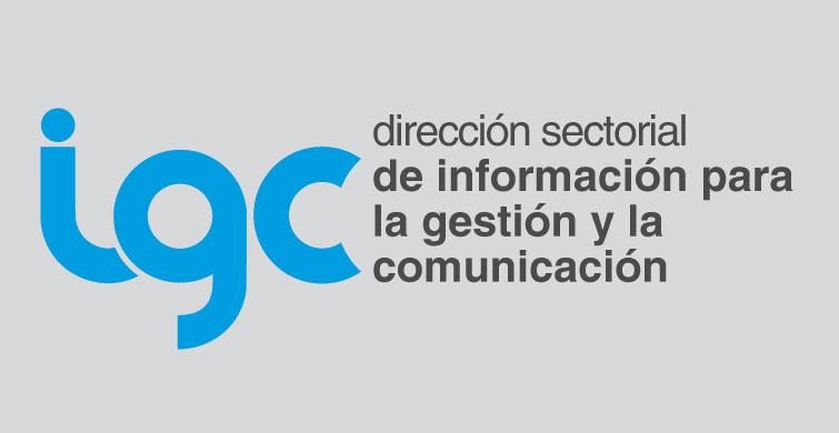 Logo de la Dirección Sectorial de Información para La Gestión y la Comunicación