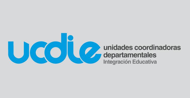 Logo de las Unidades Coordinadoras Departamentales de Integración Educativa de la ANEP