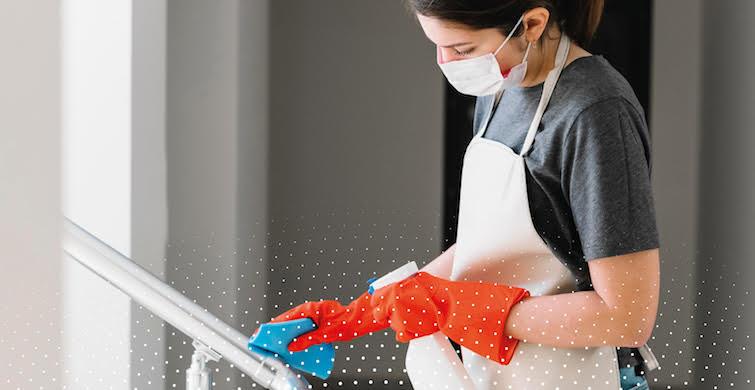 Prevención de riesgos laborales en las actividades de limpieza