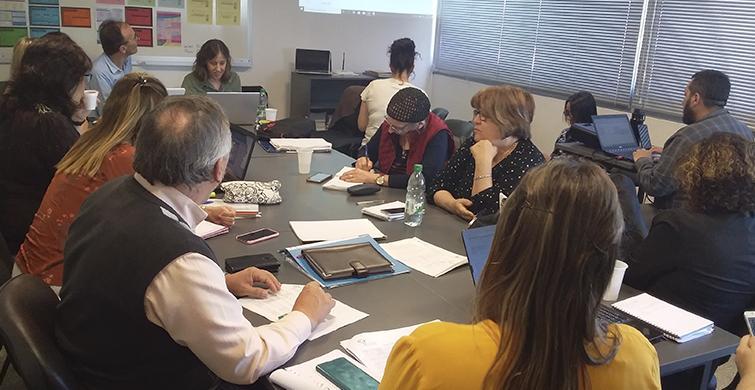 Durazno reunió a referentes de Salto Escolar