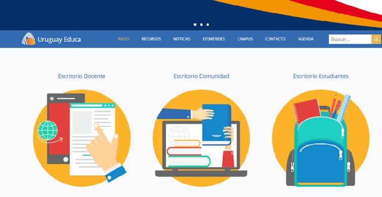 Portal Uruguay Educa