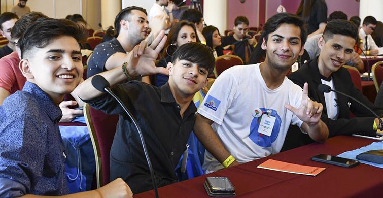 Parlamento Juvenil del Mercosur aboga por mayor inclusión en la educación