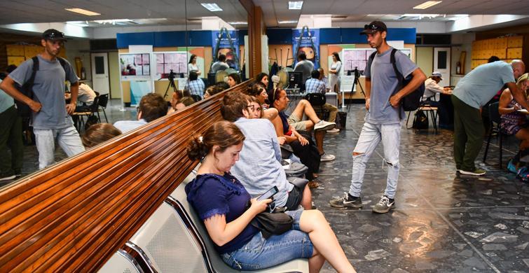 Calendario de elección de horas interinas para la DSEJA en Montevideo