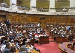 Cuarta edición del Parlamento Juvenil