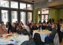 Primer jornada-Ciclo de desayunos con los medios de comunicación