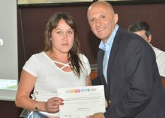 La ANEP entregó certificados de finalización de estudios del ProCES a 68 empleados de la salud