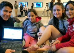 Robótica en el marco del programa Verano Educativo de Primaria