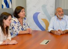 ANEP y gobierno de Santa Fe, Argentina, articulan cooperación para profundizar inclusión educativa